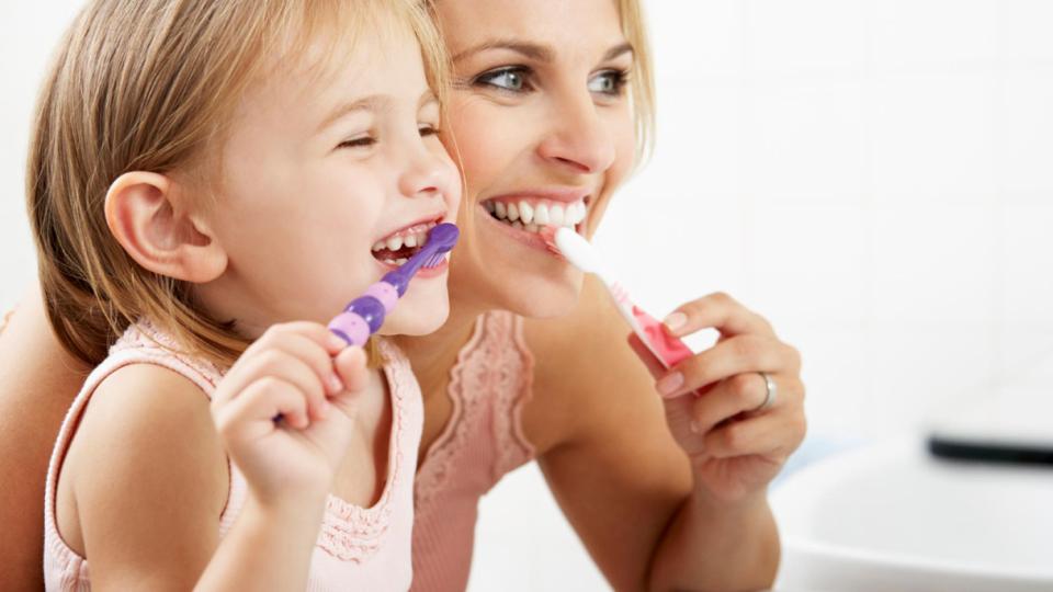 Periajul dentar sau spălatul pe dinți